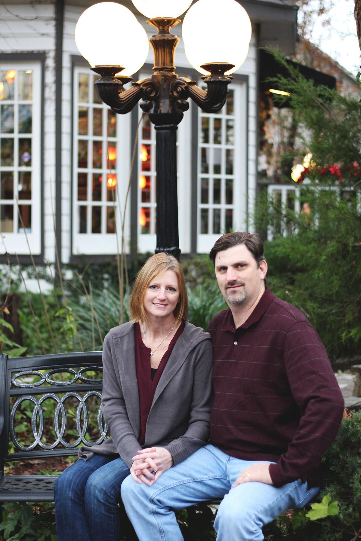 Vanessa & Jeremy Evermon